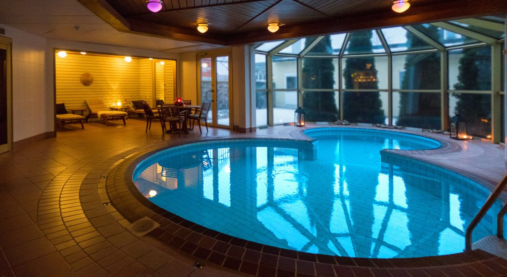 SPA Pool Hotell Princess